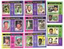 1975 Topps C EX Condition MVP 24 card subset