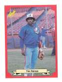 1988 Classic Red - MONTREAL EXPOS Team Set