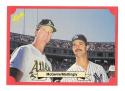 1988 Classic Red - Mark McGwire As & Don Mattingly Yankees