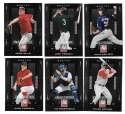 2008 Donruss Extra Edition - BOSTON RED SOX Team Set