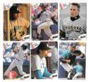 1994 Action Packed Minors - FLORIDA MARLINS Team Set