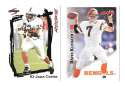 1995 Score Football Team Set - CINCINNATI BENGALS