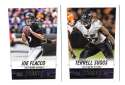 2014 Score Football Team Set - BALTIMORE RAVENS