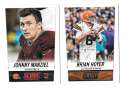 2014 Score Football Team Set - CLEVELAND BROWNS