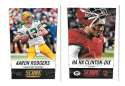 2014 Score Football Team Set - GREEN BAY PACKERS