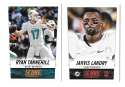 2014 Score Football Team Set - MIAMI DOLPHINS