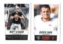 2014 Score Football Team Set - OAKLAND RAIDERS
