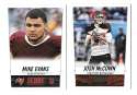 2014 Score Football Team Set - TAMPA BAY BUCCANEERS