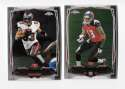 2014 Topps Chrome MINI Football Team Set - TAMPA BAY BUCCANEERS