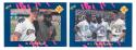 1990 Classic Blue - Combos 2 cards Bo Jackson, Tony Gwynn, Will Clark, Mark McGwire