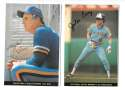 1983 Topps Foldouts (Hand Cut) - SEATTLE MARINERS Team Set