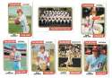 1974 Topps - PHILADELPHIA PHILLIES Team Set EX Condition