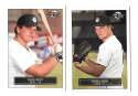1993 Fleer Excel Minors FLORIDA MARLINS Team Set