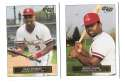 1993 Fleer Excel Minors ST LOUIS CARDINALS Team Set