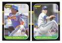 1987 Leaf - SEATTLE MARINERS Team Set