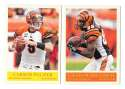 2009 UD Philadelphia Football Base Team Set - CINCINNATI BENGALS