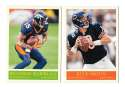 2009 UD Philadelphia Football Base Team Set - DENVER BRONCOS