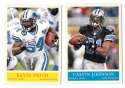 2009 UD Philadelphia Football Base Team Set - DETROIT LIONS