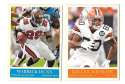 2009 UD Philadelphia Football Base Team Set - TAMPA BAY BUCCANEERS