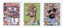 2012 Topps Magic 1-275 Football Team Set - CLEVELAND BROWNS