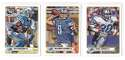2012 Topps Magic 1-275 Football Team Set - DETROIT LIONS