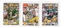 2012 Topps Magic 1-275 Football Team Set - GREEN BAY PACKERS