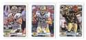 2012 Topps Magic 1-275 Football Team Set - NEW ORLEANS SAINTS