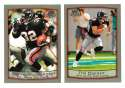 1999 Topps Collections Football Team Set - ATLANTA FALCONS
