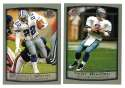 1999 Topps Collections Football Team Set - DALLAS COWBOYS