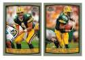 1999 Topps Collections Football Team Set - GREEN BAY PACKERS