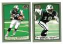 1999 Topps Collections Football Team Set - NEW YORK JETS
