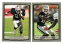 1999 Topps Collections Football Team Set - OAKLAND RAIDERS