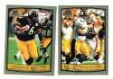 1999 Topps Collections Football Team Set - PITTSBURGH STEELERS