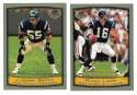 1999 Topps Collections Football Team Set - SAN DIEGO CHARGERS