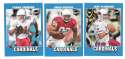 2001 Upper Deck Vintage Football Team Set - ARIZONA CARDINALS