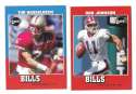 2001 Upper Deck Vintage Football Team Set - BUFFALO BILLS