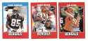 2001 Upper Deck Vintage Football Team Set - CINCINNATI BENGALS