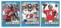 2001 Upper Deck Vintage Football Team Set - TAMPA BAY BUCCANEERS