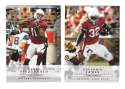 2008 Upper Deck First Edition Football Team Set - ARIZONA CARDINALS