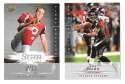 2008 Upper Deck First Edition Football Team Set - ATLANTA FALCONS