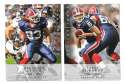 2008 Upper Deck First Edition Football Team Set - BUFFALO BILLS