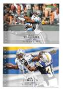2008 Upper Deck First Edition Football Team Set - DETROIT LIONS
