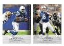 2008 Upper Deck First Edition Football Team Set - INDIANAPOLIS COLTS