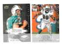 2008 Upper Deck First Edition Football Team Set - MIAMI DOLPHINS