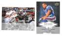 2008 Upper Deck First Edition Football Team Set - NEW YORK GIANTS