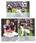 2008 Upper Deck First Edition Football Team Set - MINNESOTA VIKINGS