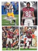 2008 Upper Deck Football (1-325) Team Set - ARIZONA CARDINALS