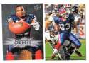 2008 Upper Deck Football (1-325) Team Set - BUFFALO BILLS