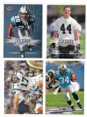 2008 Upper Deck Football (1-325) Team Set - CAROLINA PANTHERS
