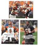 2008 Upper Deck Football (1-325) Team Set - CINCINNATI BENGALS